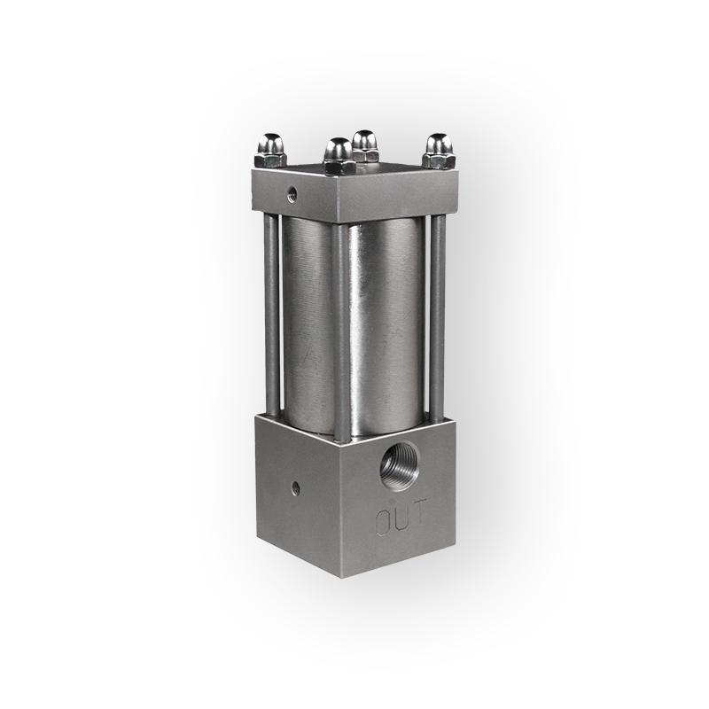 Regolatore di pressione automatico 1:1